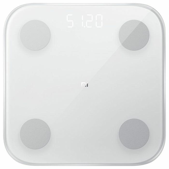 Xiaomi Mi Body Composition Scale 2 testtömeg összetétel elemző okosmérleg